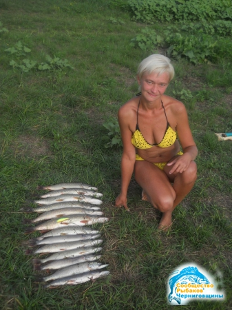 Рыбалка удалась!