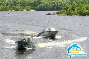 На Чернігівщині стартував рибоохоронний патруль!