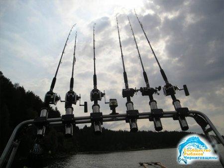 Тактика троллинга для эффективной рыбалки
