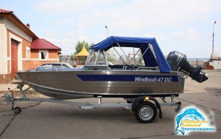 Как выбрать прицеп для лодки?