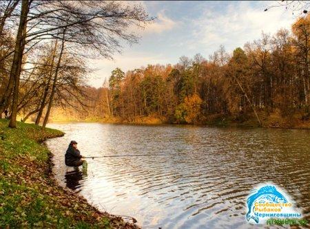 Осенняя ловля поплавочной удочкой