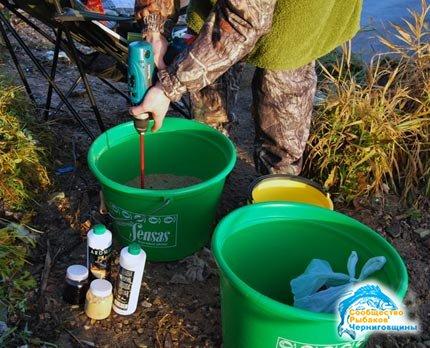 Рыбалка на фидер позней осенью