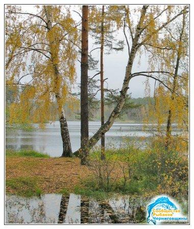Календарь рыболова: октябрь