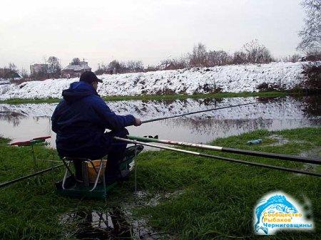 Условия рыбалки весной