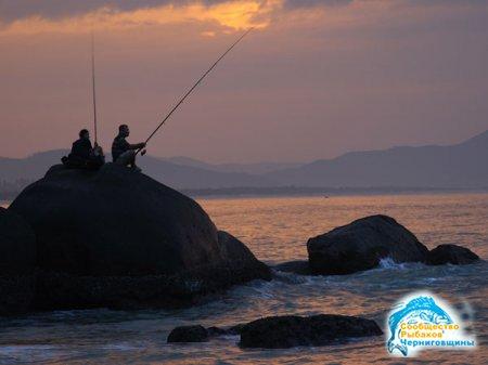 Рыбалка на острове Хайнань
