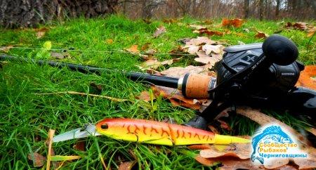 Как поймать щуку на составной воблер
