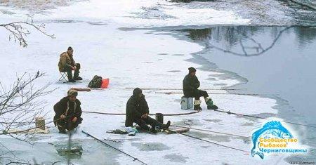 Зимняя рыбалка или как ловить рыбу зимой