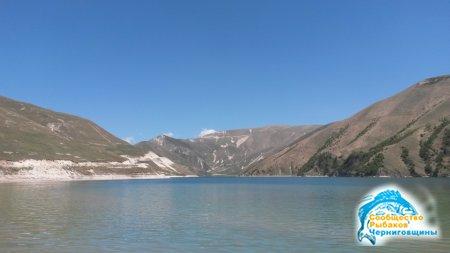 Отдых с рыбалкой на Северном Кавказе